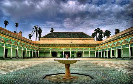 مکان های دیدنی و زیبای مراکش