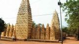 عظیم ترین و بزرگترین بناهای خشتی دنیا +عکس