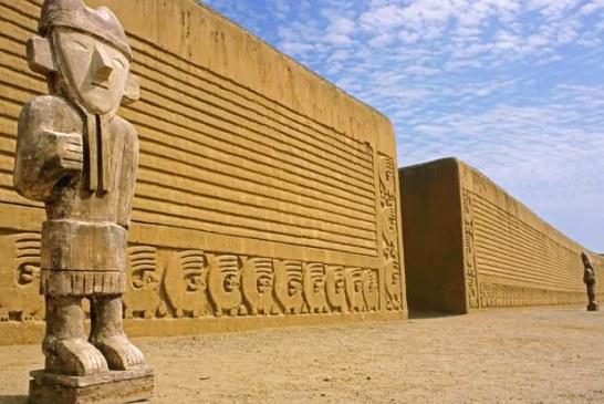 عظیم ترین شهر خشتی دنیا در کشور پرو