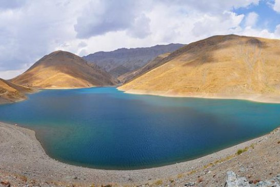 دریاچه «تار» در اعماق دماوند به روایت تصویر