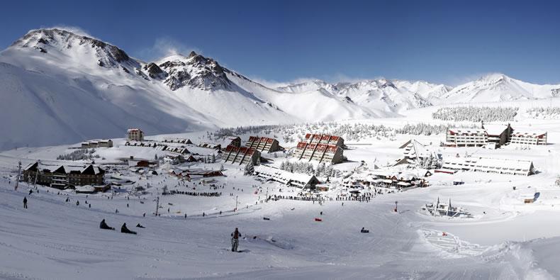 اسکی در تابستان! مگه داریم؟!