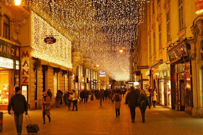 5 خیابان شگفتانگیز برای خرید در وین اتریش