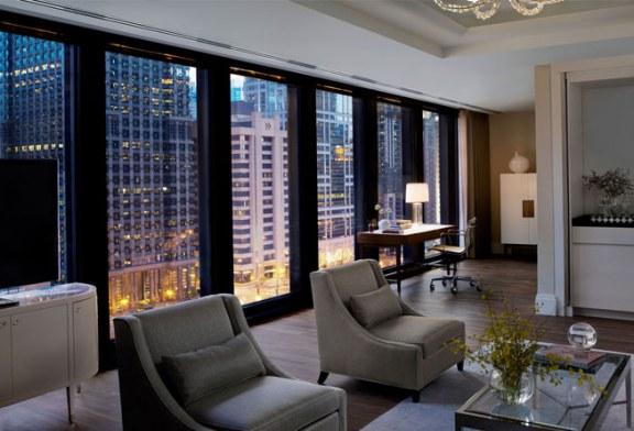 هتل لوکس Langham شعبه شیکاگو – بخش اول