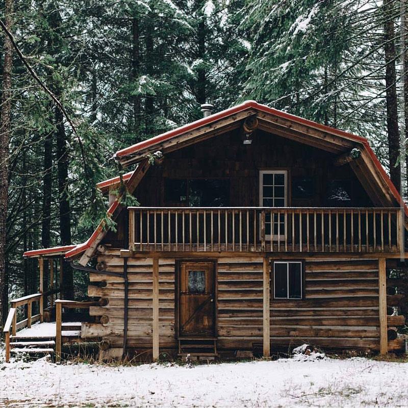 Very nice cabins