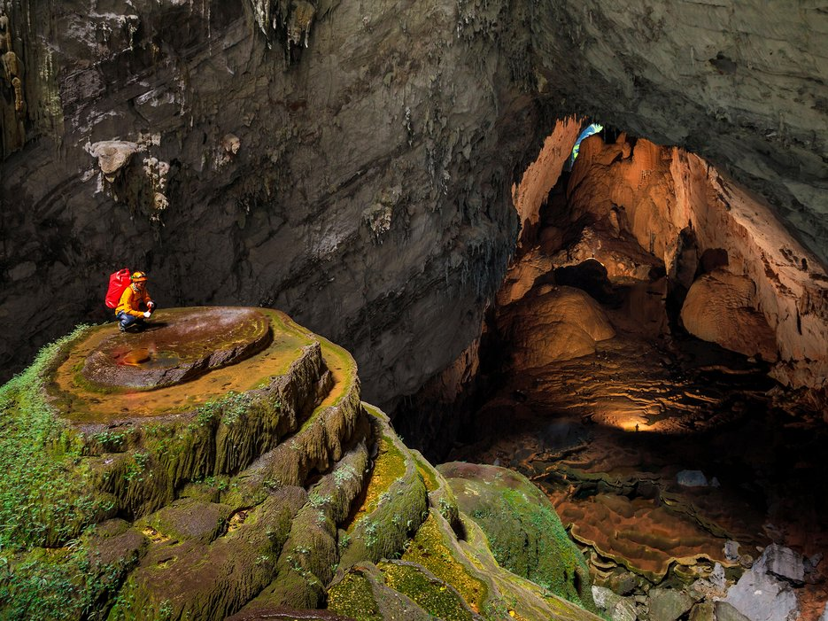 Hang Son Doong: Vietnam