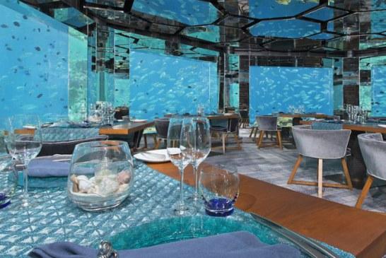 شگفت انگیز ترین رستوران های زیر آب دنیا