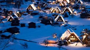 11 شهر دیدنی برای دیدن در زمستان
