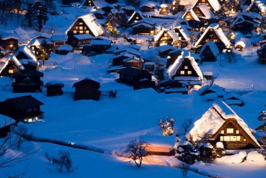 ۱۱ شهر دیدنی برای دیدن در زمستان