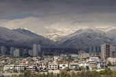 عکس هایی زیبا از تهران که احتمالا ندیده اید
