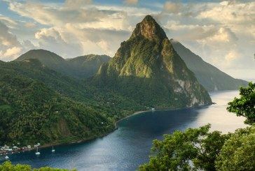 زیبایی منحصر به فرد جزیره سنت لوسیا