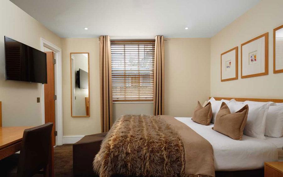 یکی از لوکس ترین هتل های لندن به روایت تصویر