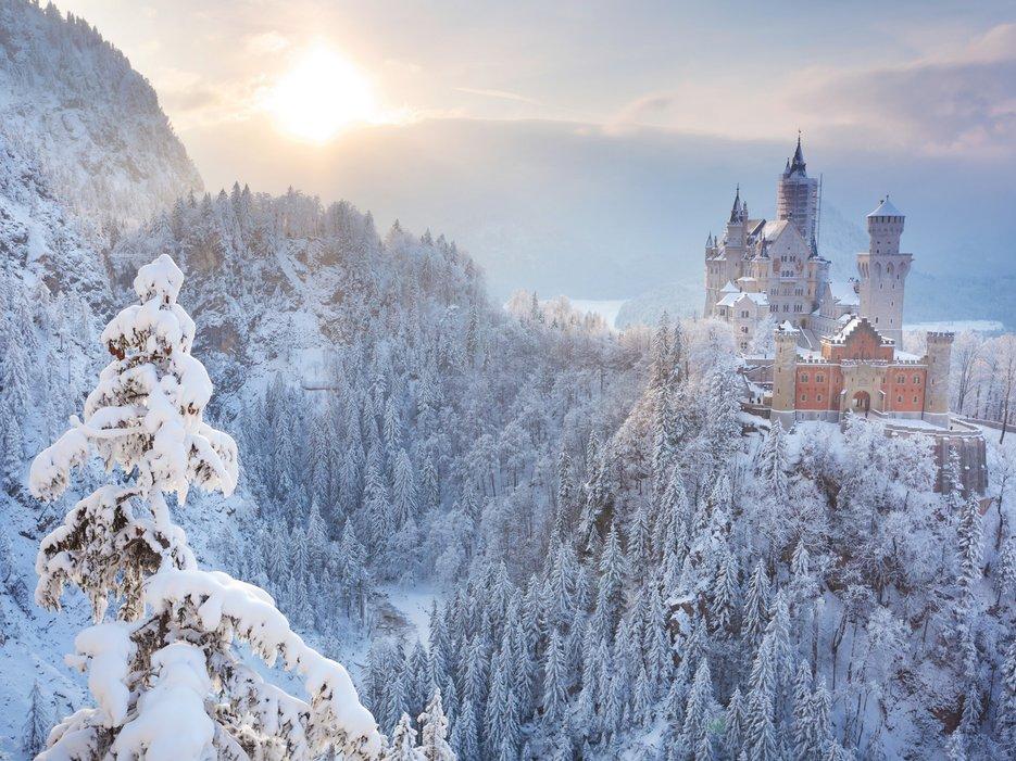 زیباترین قصرهای جهان
