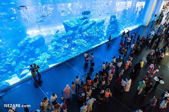 بزرگ ترین مرکز خرید جهان