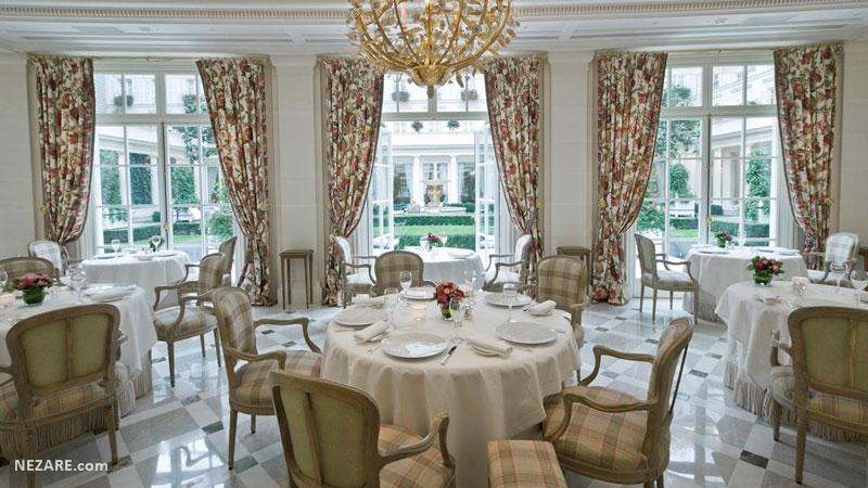 هتلهای لوکس پاریس