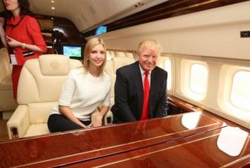 هواپیمای شخصی فوق لوکس دونالد ترامپ