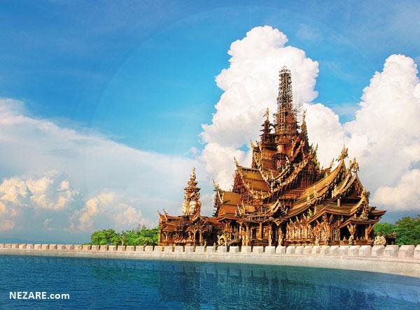 معبد پناهگاه حقیقت