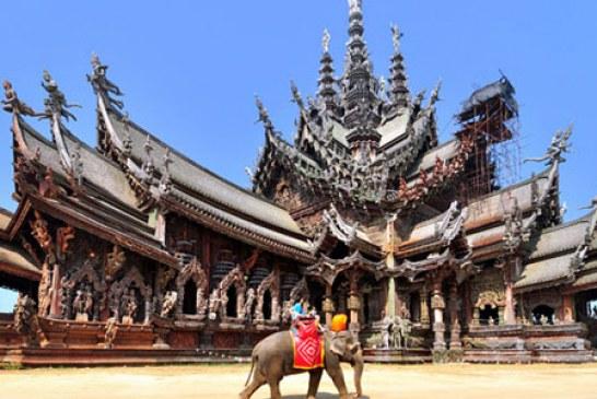 معبد پناهگاه حقیقت در پاتایا، شگفت انگیز ترین معبد تایلند