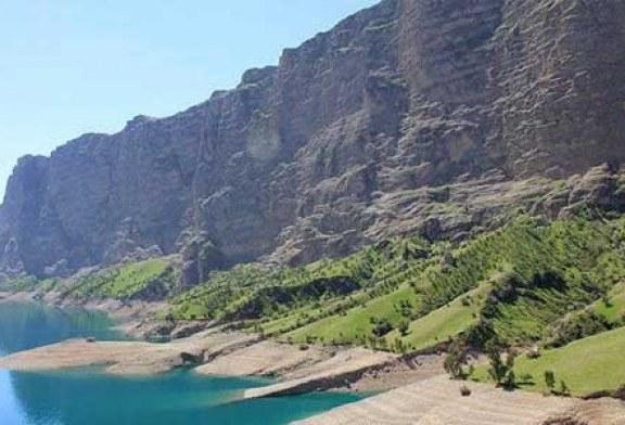 معرفی دریاچه سد دز در خوزستان (دریاچه شهیون) + عکس