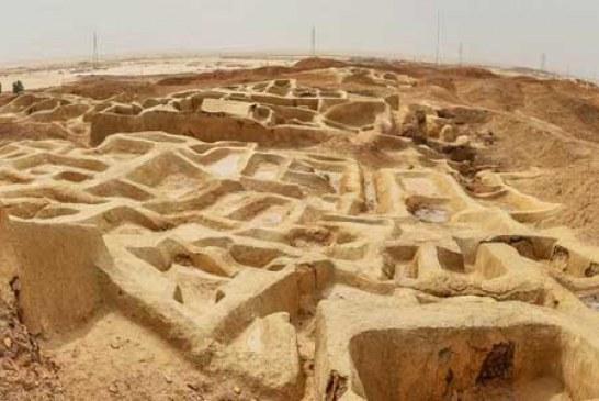 شهر سوخته سیستان و بلوچستان به روایت تصویر
