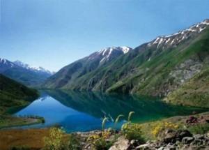 دریاچه گهر، نگین رشته کوه های زاگرس