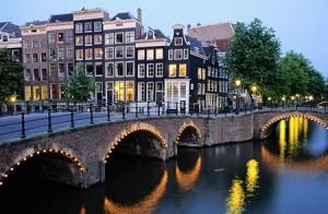 مکان های دیدنی شهر آمستردام