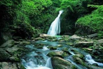 آبشار شیرآباد خان یکی از نقاط بی نظیر گلستان