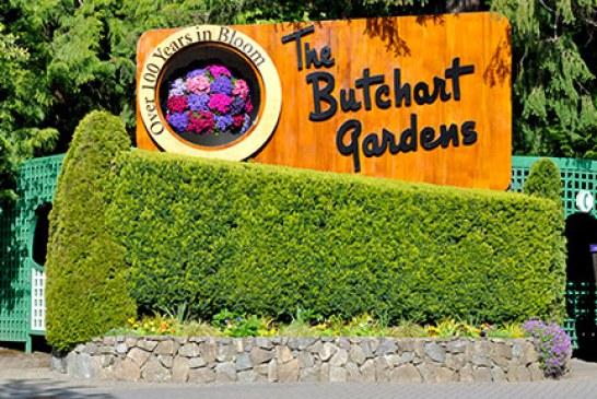 زیباترین و بزرگترین باغ گل جهان در کانادا