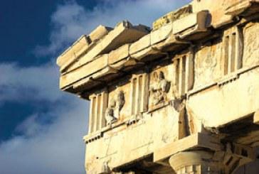 معبد پارتنون در یونان