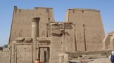 معبد ادفو ، یکی از برجسته ترین معابد مصر