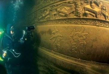شهری که زیر آب است! شی چنگ در چین
