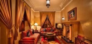 ریاد، قصر سنتی مراکش