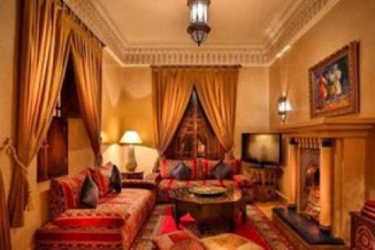 با قصر سنتی ریاد در مراکش آشنا شوید