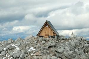 کلبه کوهستانی با منظره فوق العاده