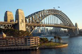 یکی از زیباترین های استرالیا: پل بندرگاه سیدنی