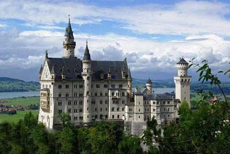 تصاویر زیباترین قلعه های دنیا