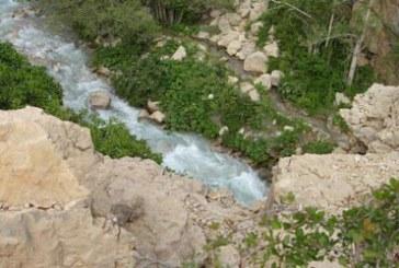 روستای بسیار زیبا و دیدنی خفر در اصفهان