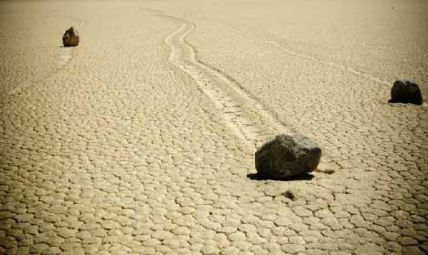 دره مرگ در جنوب کالیفرنیا