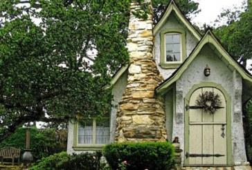 شهری که با خانه های فانتزی و عروسکی ساخته شده