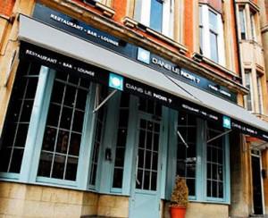دان لو نوآر، رستورانی به تاریکی ظلمات که درس زندگی می دهد