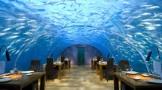 رستورانی زیر آبیِ ایتها در مالدیو