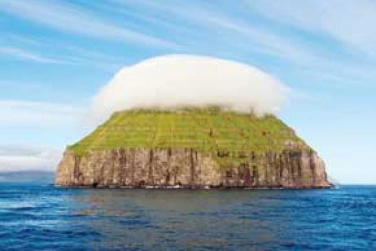 جزیره لوتلا دیمون ، جزیره بستنی شکل!