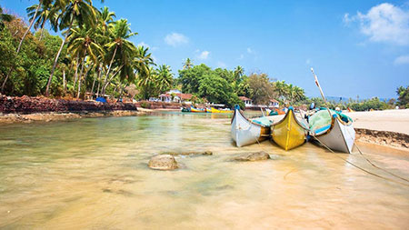 گوا ، زیباترین شهر هند