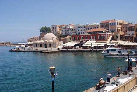 کرت جزیره ای دیدنی و زیبا در یونان