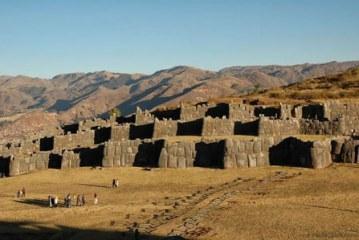 آثار باستانی باقیمانده از دوران اینکاها