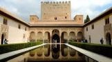 """""""قصر الحمرا"""" یکی از مقاصد برتر گردشگری اسپانیا"""