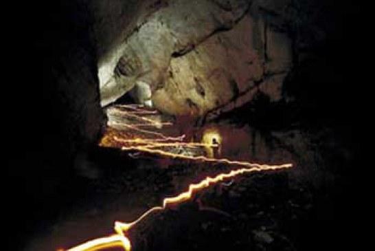 غار کارائین در آنتالیا