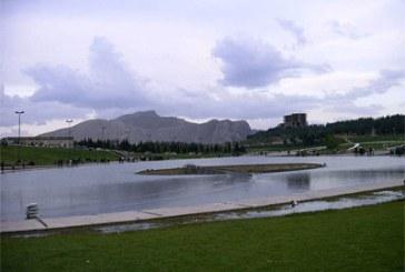 دریاچه ای به نام کیو