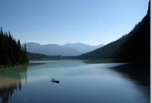 دریاچه لوئیز مکانی زیبا بر روی زمین