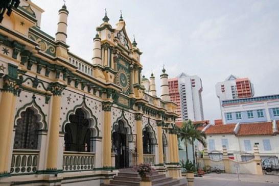 یکی از دیدنی ترین اماکن زیارتی سنگاپور