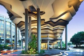 هتل پارک رویال یکی از بهترین های سنگاپور